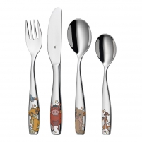 Stalo įrankių rinkinys Childs set 4pcs. Lion King Cutlery sets