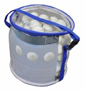 Stalo teniso kamuoliukai RUCANOR Table tennis balls