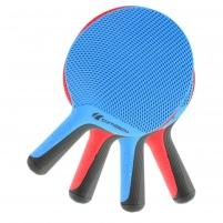 Stalo teniso rakečių rinkinys Cornilleau SoftBat Quattro (4 raketės + 4 kamuoliukai) Stalo teniso raketės