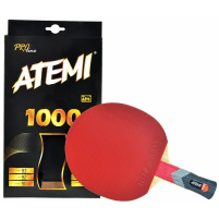 Stalo teniso raketė ATEMI 1000, AN Table tennis racquets