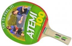 Stalo teniso raketė Atemi 100 Galda tenisa raketes