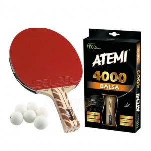 Stalo teniso raketė ATEMI 4000 Galda tenisa raketes