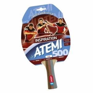 Stalo teniso raketė ATEMI 500, CV