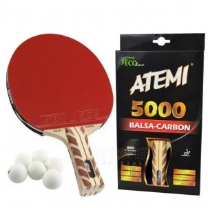 Stalo teniso raketė ATEMI 5000 Eco line Galda tenisa raketes