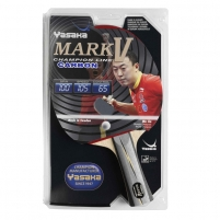 Stalo teniso raketė Mark V Carbon Table tennis racquets