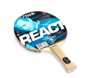 Stalo teniso raketė Stiga React WRB