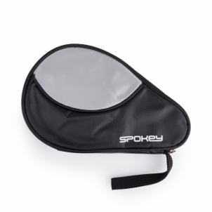 Stalo teniso raketės dėklas Spokey SHEATH, pilas Table tennis accessories