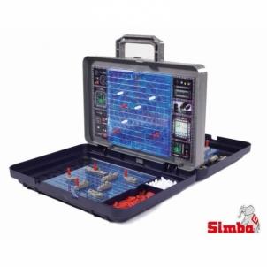 Stalo žaidimas lagamine – Laivų mūšis | Simba Board games for kids