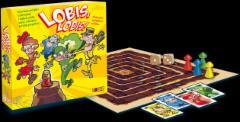 Stalo žaidimas Lobis, lobis!