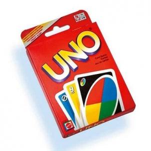 Stalo žaidimas Mattel N8511 UNO Stalo žaidimai vaikams