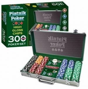 Stalo žaidimas Piatnik Poker 300 žetonai (790393) Stalo žaidimai vaikams