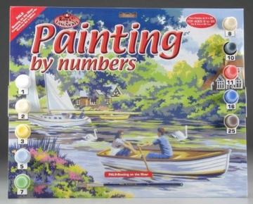 Stalo žaidimas ROYAL BRUSH PAL8 Hobby Board games for kids