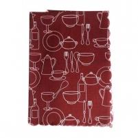 Staltiesė 90*90 cm (medžiag.) YJ11-0149 Table linen