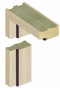 Standard door frame INVADO D80 44/90 Coimbra (B402) Veneered doors