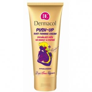 Stangrinantis kremas Dermacol Enja (Push-Up Bust Firming Cream) 100 ml Stangrinamosios kūno priežiūros priemonės