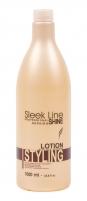 Stapiz Sleek Line Styling Lotion Cosmetic 1000ml Plaukų modeliavimo priemonės