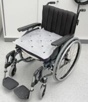 Statinė oro pagalvėlė į kėdę ar vežimėlį CuroCell S.A.C., 45x45 cm Namų apyvokos reikmenys ir pagalbinės priemonės