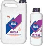 ATLAS MYKOS - fungicide 5 l Chemical additives for building mixes