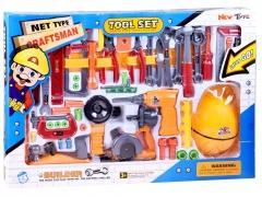 Statybinių įrankių rinkinys Toys for boys