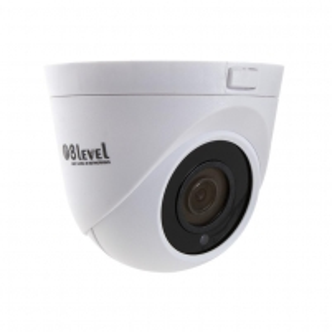 Stebėjimo kamera 8level IP camera 2MP, 2.8mm, PoE, WDR, IR20m Vaizdo stebėjimo kameros