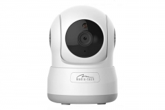 Stebėjimo kamera CLOUD SECURECAM- Indoor, rotating IP camera able to record in 720p, WIFI