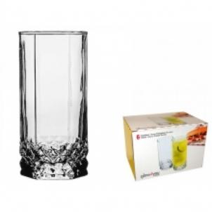 Stiklinės 290ml 6vnt. GLASS4YOU