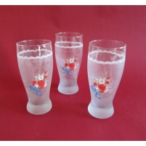 Stiklinės 6vnt. 300ml dekor.1712 Glass