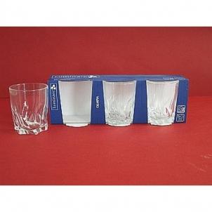Stiklinės OLIMPIA 250ml 3vnt. 22954 Glass