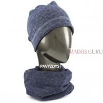Stilinga COLIBRI kepurė su vilna VKP043