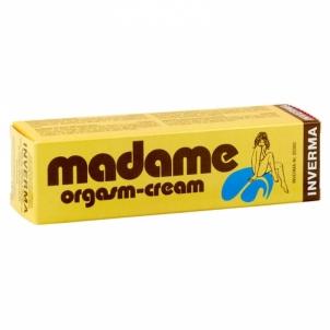 Stimuliuojantis kremas Madame orgasm 18 ml . Stipresnis orgazmas Jai