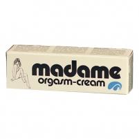 Stimuliuojantis kremas Madame orgasm 18 ml Sumažėjusiam moters libido