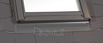 Stoglangio tarpinė RoofLITE SFX M6A 78x118 cm lygiai stogo dangai