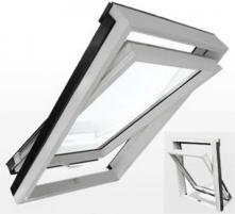 Lūka RoofLITE DURO APX700 78x118 cm, PVC