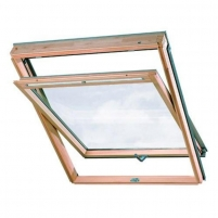 Roof Windows VELUX GZL M06 1059 78x118, wo0den