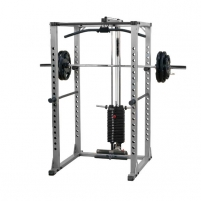 Stovas štangoms inSPORTline Power rack