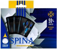 Strėlytės Darts Steeltip SPINA BLACK 90% 3x23gR