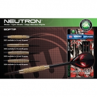 Strėlytės Neutron Brass Darts 20g. Sports and games