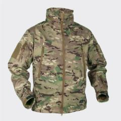 Striukė GUNFIGHTER Shark Skin Windblocker CamoGrom Helikon
