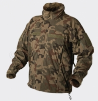 Striukė LEVEL 5 Ver. II Soft Shell PL woodland WZ93 Soldier jackets, jackets