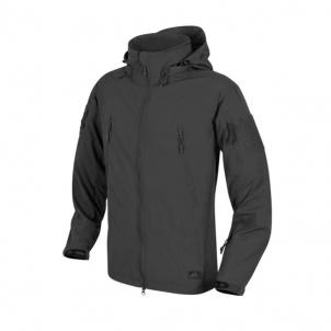 Striukė TROOPER Soft Shell Helikon, black KU-TRP-NL Soldier jackets, jackets
