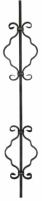 Strypas 12 + 2 dvigubas XF, L04ST024 Kalviški strypai