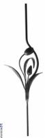 Strypas 12 (tulpė), L04ST138 Kalviški strypai