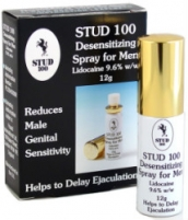 Stud 100 - Desensitizing Spray for Men 12g Vīrietis aistrai