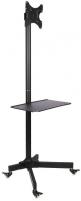 Stumdomas stovas Techly TV LCD / LED / plazma 19 - 37 20 kg VESA pasukama TV stovai, laikikliai