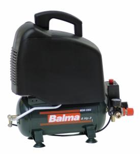 Stūmoklinis betepalinis kompresorius BALMA Mizar OM231