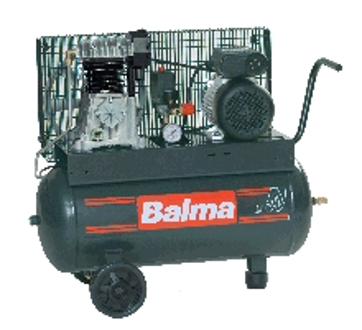 Stūmoklinis kompresorius BALMA NS12/50 CM2 Stūmokliniai oro kompresoriai