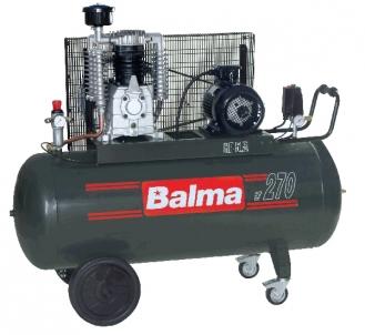 Stūmoklinis kompresorius BALMA NS39/270 CT5,5 Stūmokliniai oro kompresoriai