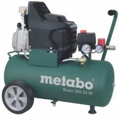 Kompresorius METABO 250-24 W Stūmokliniai oro kompresoriai