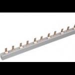 Šukos automatiams jungikliams., 3P, 12mod., universalios, 12mm2, Technoplast 1704023 Šukos automatiniams jungikliams