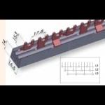 Šukos automatiams jungikliams., 3P, 54mod., U-formos, 12mm2, ETI 02921024 Šukos automatiniams jungikliams